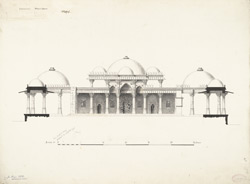 Ahmadabad: Mosque at Isanpur f.4